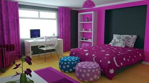 pouf chambre fille chambre ado fille en 65 idées de décoration en couleurs chambre