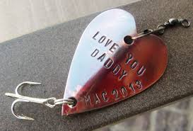 engraved wedding gifts ideas customizable gift christmas gifts for men fishing lure