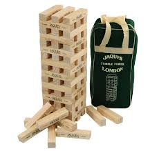 tumble tower giant over 4ft tall fun and games pinterest