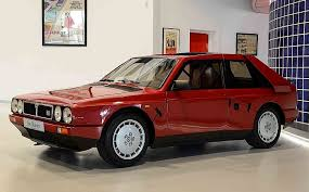 stradale for sale twincharged hunchback 1985 lancia delta s4 stradale bring a trailer