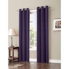 Magenta Curtain Panels Sun Zero Semi Opaque Tovi Magenta Room Darkening Curtain Panel