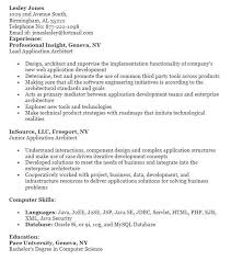 web architect resume web architect resume appealing web