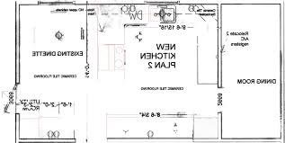 back gallery for restaurant kitchen floor plan layout dimensions h