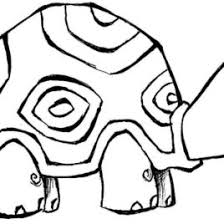 free printable turtle coloring pages kids turtle coloring