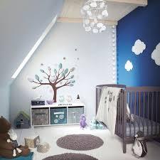 decoration nuage chambre bébé deco chambre bebe theme nuage visuel 8
