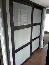 Closet Door Coverings Modern Glass Sliding Doors Glass Closet Doors Wardrobes Frosted
