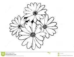 beautiful pictures of flowers to draw drawing of sketch
