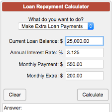 how to calculate monthly loan payments calculators financial loan repayment calculator png