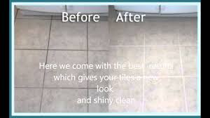 your tiles as and shine