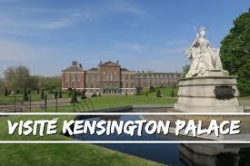 Kensington Pala Visite De Kensington Palace Et Balade Dans Londres Youtube