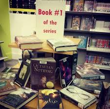 best 25 book displays ideas on school library