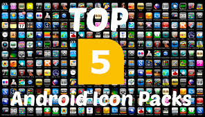 android icon pack top 5 icon packs 2015