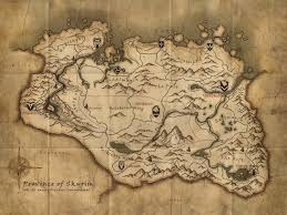 Eso Maps Skyrim Map Over 25 Different Maps Of Skyrim To Map Out Your Journey