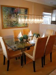 Dining Room Furniture Ideas Glass And Steel Dining Table Tags Superb Glass Kitchen Tables