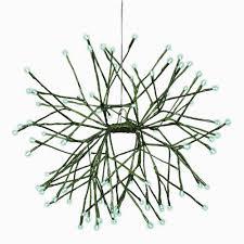 mr christmas 18 in green adjustable starlight sphere 11561 the