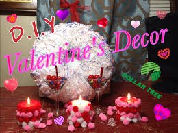 Valentine S Day Decor Dollar Tree by D I Y Dollar Tree Valentine U0027s Decor Challenge Collab Fabfeb