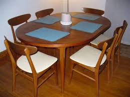 Dining Room Sets Ebay Teak Dining Room Sets Teak Dining Room Table And Chairs Home