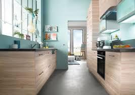 cuisine couleur bois cuisine en bois quel modèle choisir côté maison