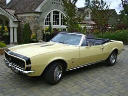 1967 chevrolet camaro rs ss convertible 108392