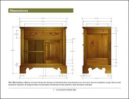 free woodworking plan you can build a bedside table jeff branch