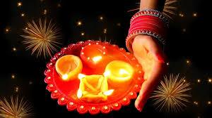 decoration for diwali at home how to make diya with flour aata at home by jyoti sachdeva