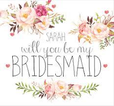 will you be my bridesmaid gift will you be my bridesmaid gift box hello bird wedding