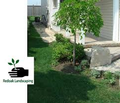 red oak landscaping 10 almond ave whitby on l1p 1k5 gta