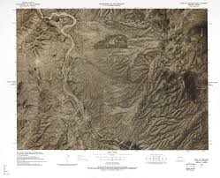 Nogales Mexico Map by