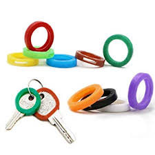 color key rings images 30x key caps tags house key covers color key coded jpg