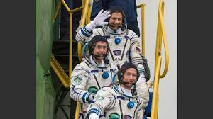 50th long duration crew launches to space station americaspace