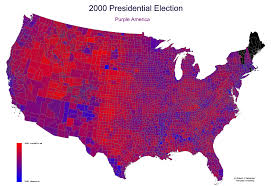 Tennessee Political Map by 2000 Presidential Election Maps Political Maps