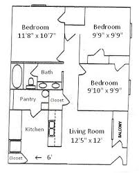 3 bedroom floor plan basham rentals 249 s salisbury st 3 bedroom floor plan