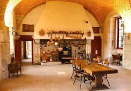 cuisine chateau la cuisine antique à l établissement vinicole de chateau de