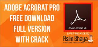 adobe acrobat software free download full version acrobat pro dc with crack full version free download