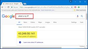 what is my up how to find ip address private and public of windows 10 pc