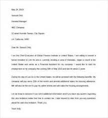 sample invitation letter for tourist visa to brazil cv template