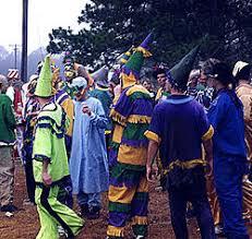 traditional mardi gras costumes courir de mardi gras