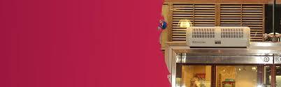 Berner Air Curtain Door Switch by Door Heater Curtains U0026 Print