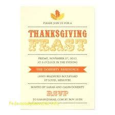 thanksgiving invitation templates free template