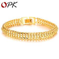 bracelet gold style images Buy opk jewelry classic eu style women wrap jpg