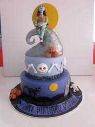 celebrate with cake nightmare before cake