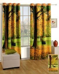 buy swayam curtain concept printed premium cosmo fashion door