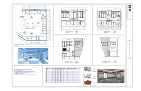 Sketchup Kitchen Design Delighful Kitchen Design Elevations Elevation 2 Inside In Kitchen