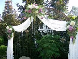 wedding arch lace wedding flower cake prices