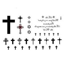 wooden cross tattoo ideas for men google search shapoopie love