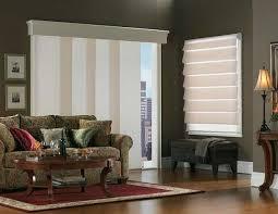 Patio Door Sliding Panels Charming Bay Window Treatments Sliding Doors Blinds Panel Blinds