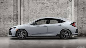 honda civic coupe 2017 2017 honda civic hatchback side hd wallpaper 3