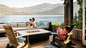 great deck ideas sunset