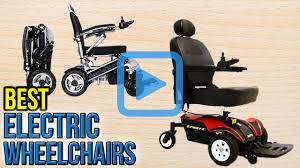 top 9 electric wheelchairs of 2017 video review