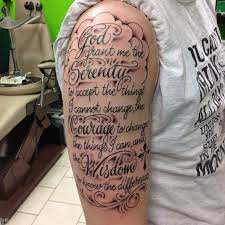 25 beautiful prayer tattoo ideas on pinterest sobriety tattoos
